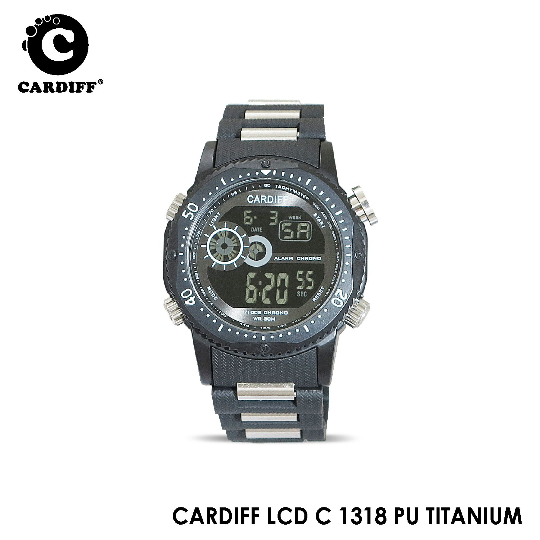 Cardiff LCD 1318