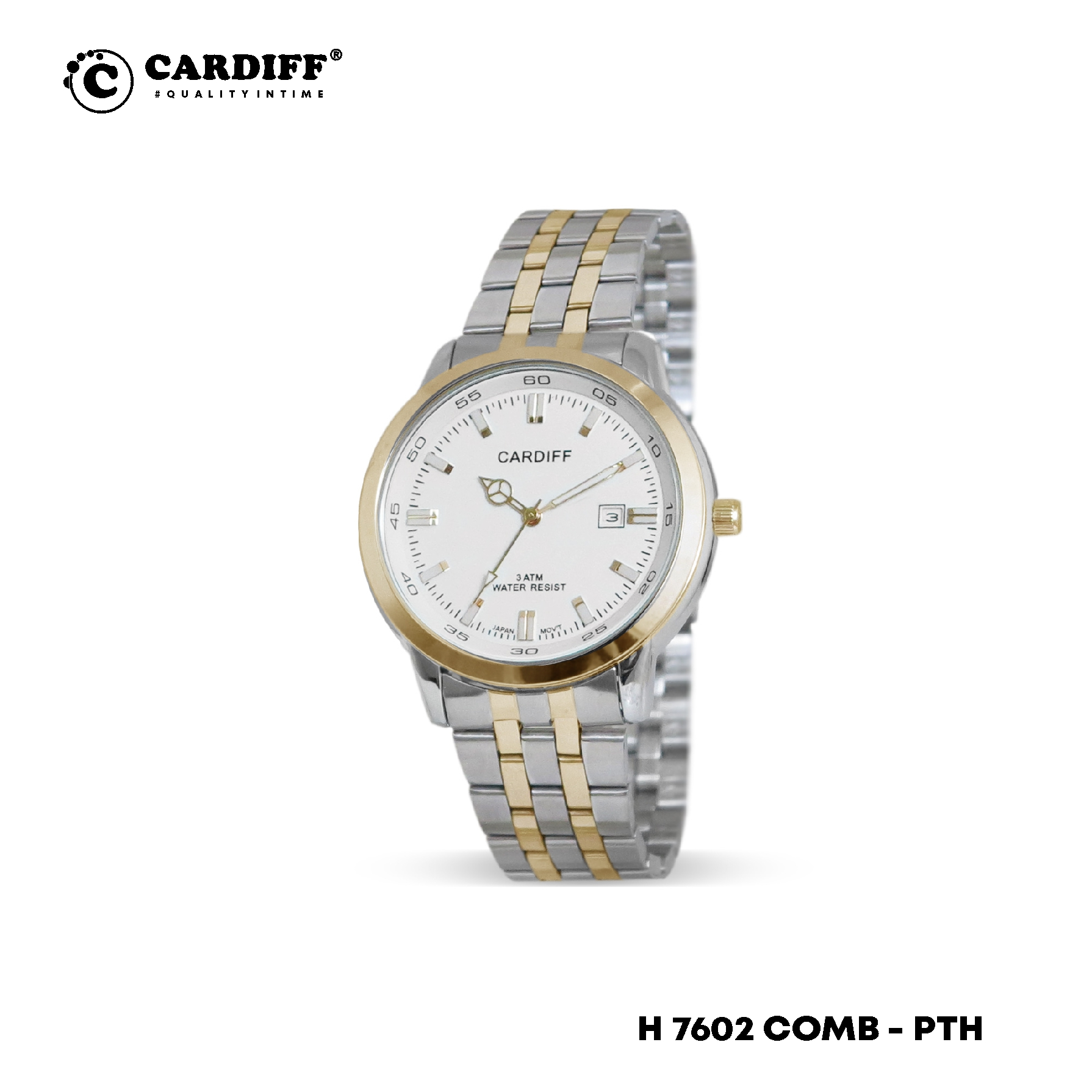 CARDIFF ANALOG H 7602 SERIES